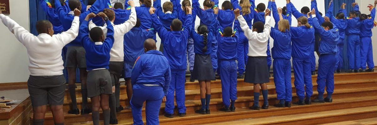 Holy Childhood Convent School, Eshowe, standing up against the commercial exploitation of our wildlife